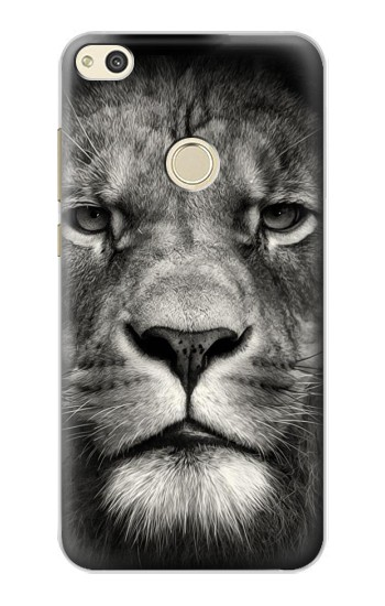 Printed Lion Face alcatel Idol 2 Case