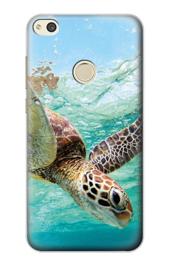 Printed Ocean Sea Turtle alcatel Idol 2 Case