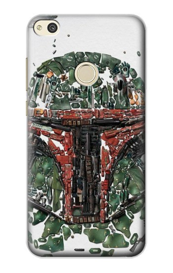Printed Star War Soldier alcatel Idol 2 Case