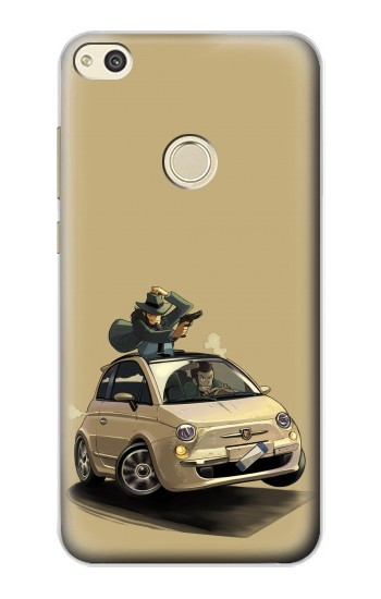 Printed Lupin The Third alcatel Idol 2 Case