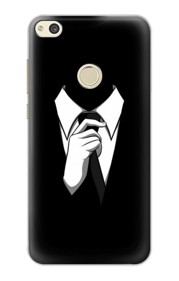 Printed Anonymous Man in Black Suit alcatel Idol 2 Case