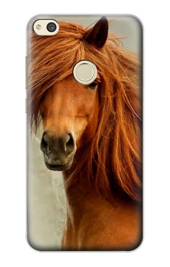 Printed Beautiful Brown Horse alcatel Idol 2 Case