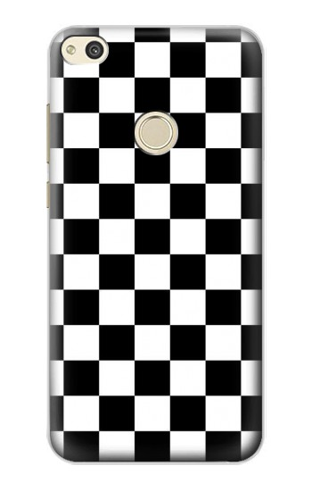 Printed Checkerboard Chess Board alcatel Idol 2 Case