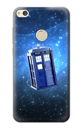 Huawei P8 Lite (2017) Doctor Who Tardis Case Cover