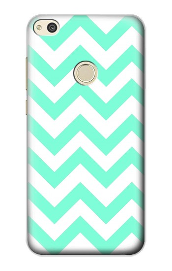 Printed Mint Chevron Zigzag alcatel Idol 2 Case