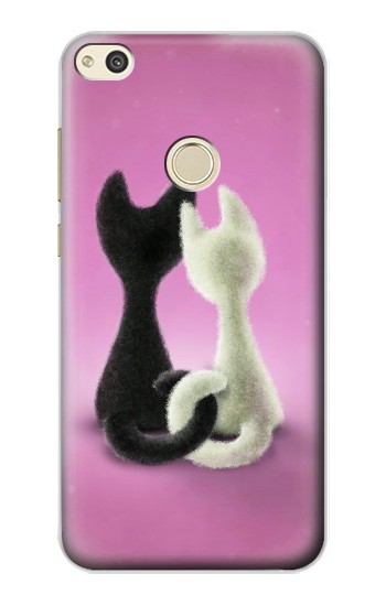 Printed Love Cat alcatel Idol 2 Case