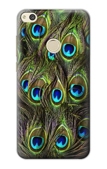 Printed Peacock Feather alcatel Idol 2 Case