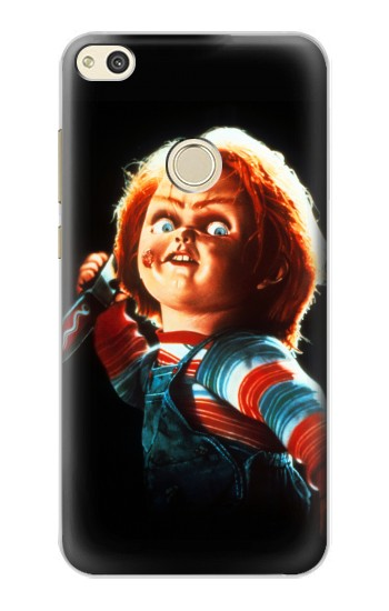 Huawei P8 Lite (2017) Chucky With Knife Case Cover