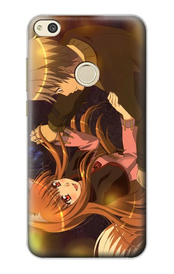 Printed Spice and Wolf Lawrence Horo Dancing alcatel Idol 2 Case