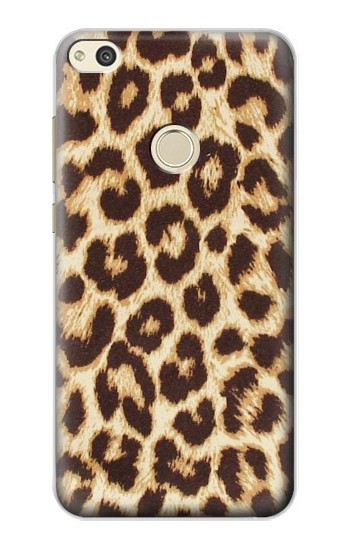 Huawei P8 Lite (2017) Leopard Pattern Graphic Printed Case Cover