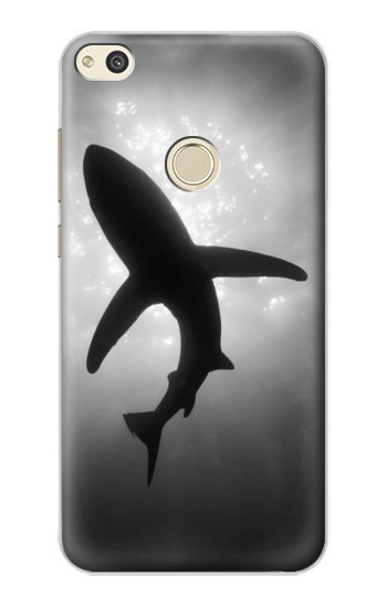 Printed Shark Monochrome alcatel Idol 2 Case