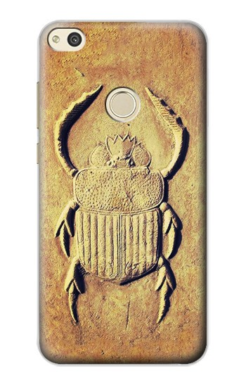 Printed Egyptian Scarab Beetle Graphic Printed alcatel Idol 2 Case