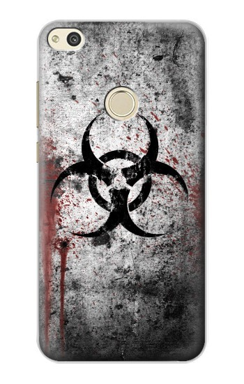 Printed Biohazards Biological Hazard alcatel Idol 2 Case