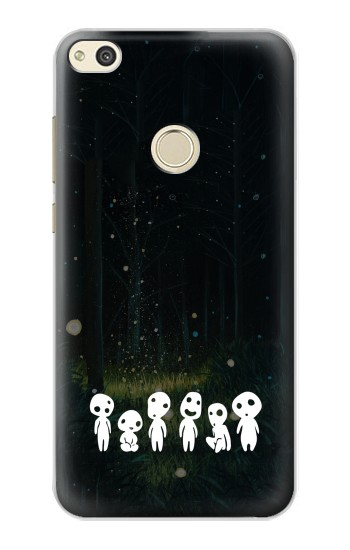 Printed Forest Spirit Princess Mononoke alcatel Idol 2 Case