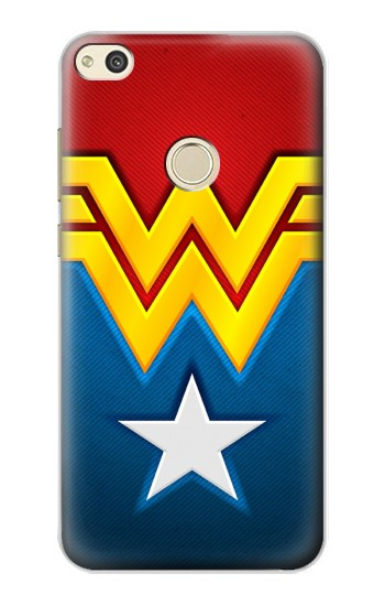 Printed Wonder Women Logo alcatel Idol 2 Case