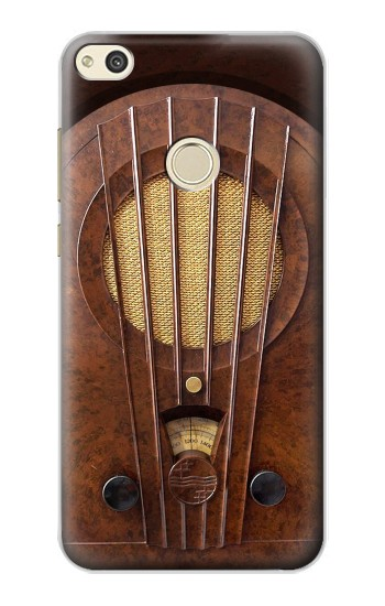 Printed Vintage Bakelite Deco Radio alcatel Idol 2 Case