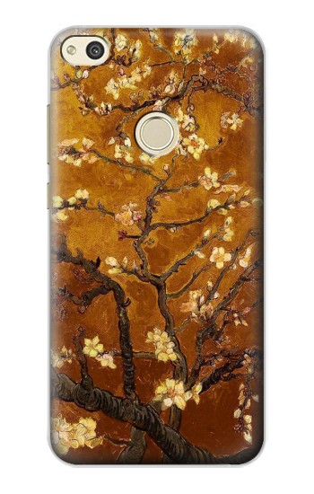 Printed Yellow Blossoming Almond Tree Van Gogh alcatel Idol 2 Case