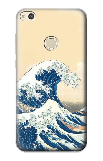 Printed Under the Wave off Kanagawa alcatel Idol 2 Case
