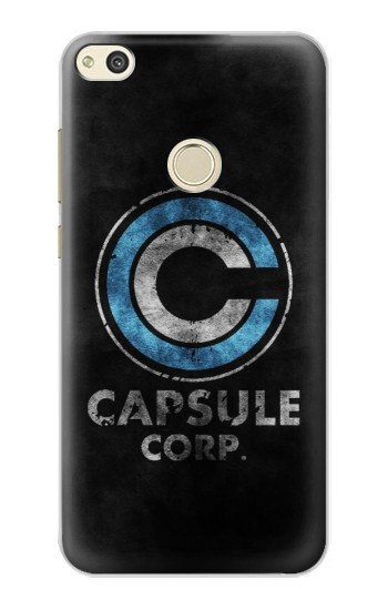 Printed Dragonball Capsule Corp Symbol alcatel Idol 2 Case