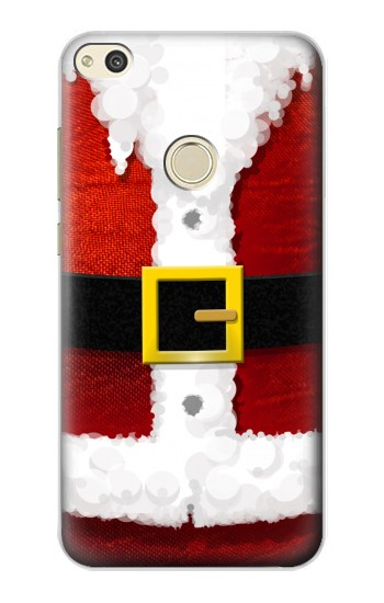 Printed Christmas Santa Red Suit alcatel Idol 2 Case