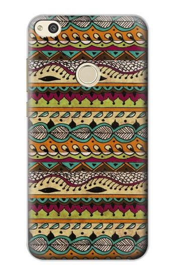 Printed Aztec Boho Hippie Pattern alcatel Idol 2 Case
