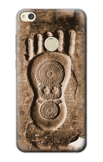 Printed Buddha Footprint alcatel Idol 2 Case
