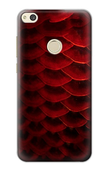 Printed Red Arowana Fish Scale alcatel Idol 2 Case