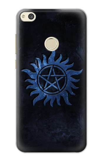 Printed Supernatural Anti Possession Symbol alcatel Idol 2 Case