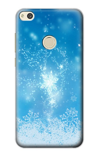 Printed Snow Spell Magic alcatel Idol 2 Case