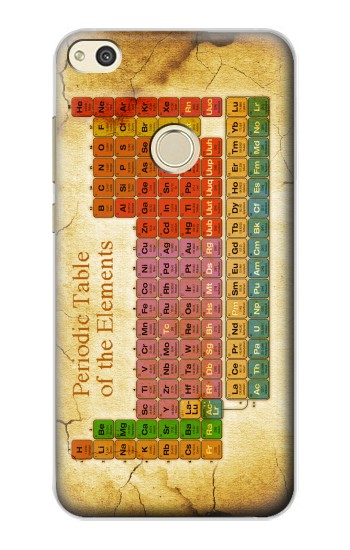 Printed Vintage Periodic Table of Elements alcatel Idol 2 Case
