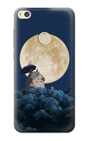 Printed Totoro Ocarina Moon Night alcatel Idol 2 Case