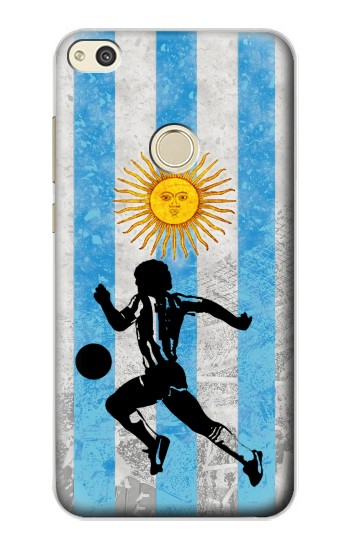 Printed Argentina Football Flag alcatel Idol 2 Case