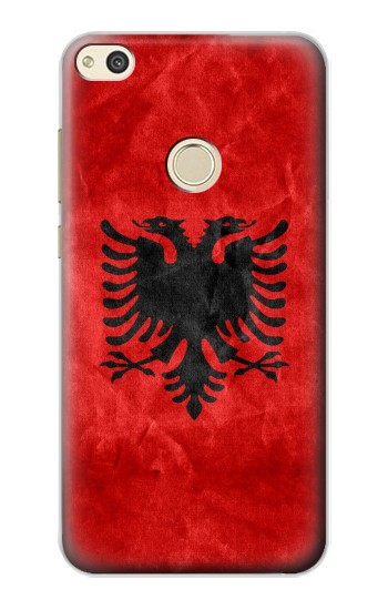 Printed Albania Red Flag alcatel Idol 2 Case