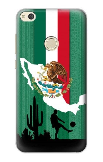 Printed Mexico Football Flag alcatel Idol 2 Case