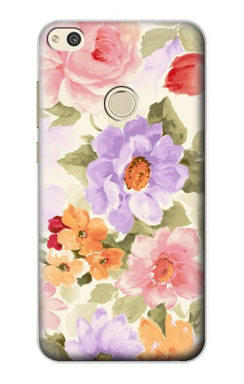 Printed Sweet Flower Painting alcatel Idol 2 Case