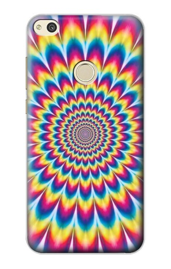 Printed Colorful Psychedelic alcatel Idol 2 Case
