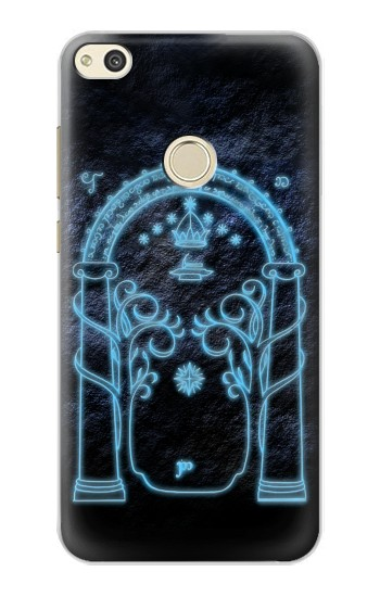 Printed Lord of The Rings Mines of Moria Gate alcatel Idol 2 Case