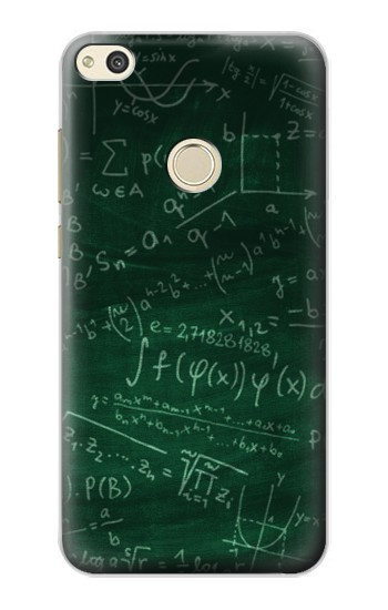 Printed Math Formula Greenboard alcatel Idol 2 Case
