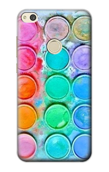 Printed Watercolor Mixing alcatel Idol 2 Case