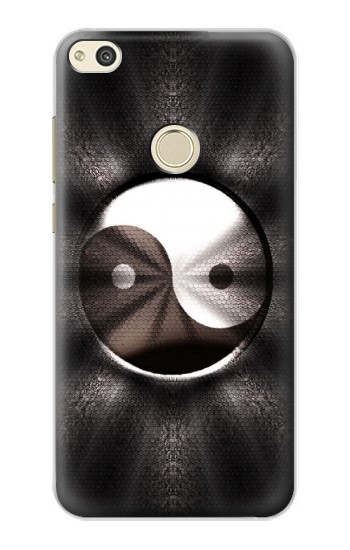 Printed Yin Yang Symbol alcatel Idol 2 Case