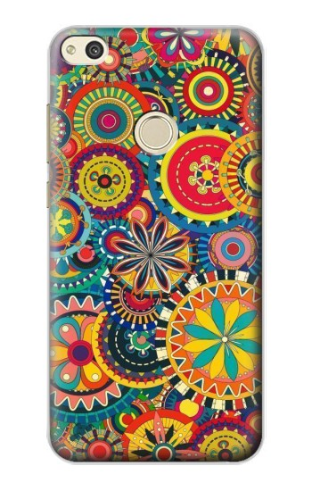 Printed Colorful Pattern alcatel Idol 2 Case