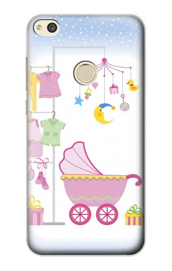 Printed Baby Supplies alcatel Idol 2 Case