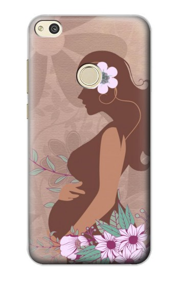 Printed Pregnant Mommy Baby alcatel Idol 2 Case