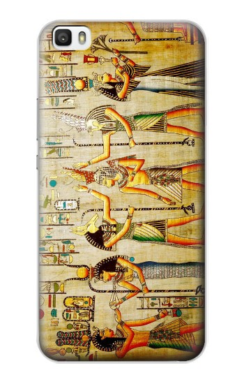 Printed Egypt Wall Art Huawei P8lite Case