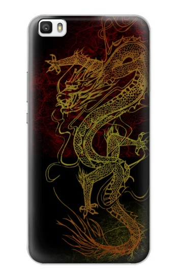 Printed Chinese Dragon Huawei P8lite Case