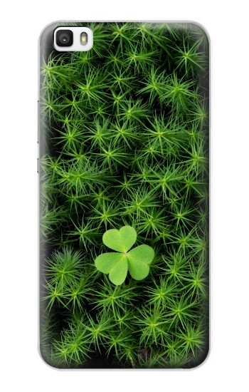 Printed Clover Lucky Leaf Huawei P8lite Case