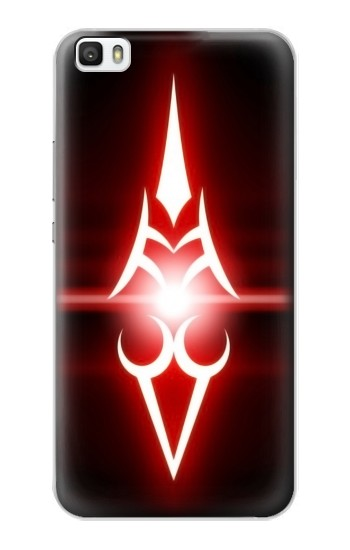 Printed Fate Stay Night Saber Command Spells Huawei P8lite Case