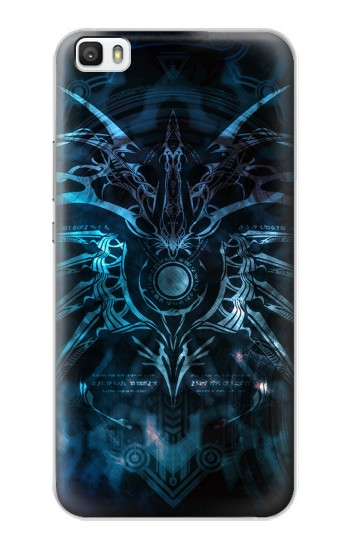 Printed BlazBlue Huawei P8lite Case