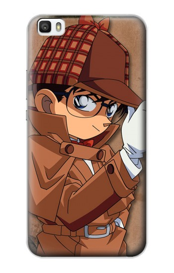 Printed Detective Conan Case Closed Huawei P8lite Case