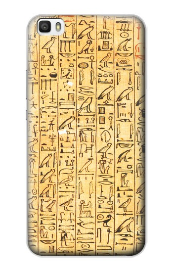 Printed Egyptian Coffin Texts Huawei P8lite Case